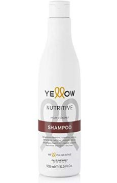 Yellow Nutritive Shampoo Argan & Coconut de 500ml