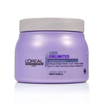 Loreal Professionnel Liss Unlimited Máscara