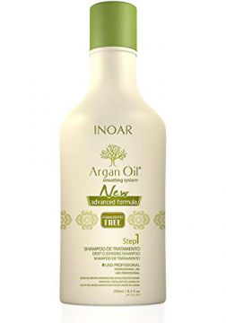 Inoar Shampoo Argan New Advanced 250ml
