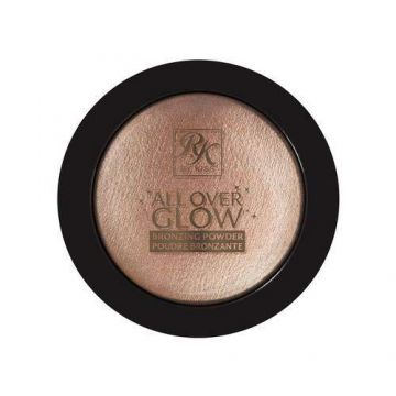Kiss RK Pó Bronzeador All Over Glow Flush Glow (abp02br)