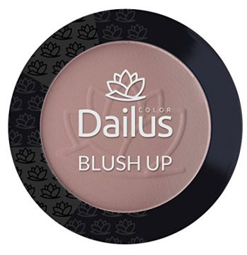Blush Up 14 Nude, Dailus, Bege Escuro