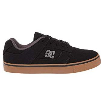 Tênis Dc Shoes Bridge Preto