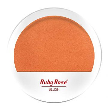 Blush Terracota Soft Ruby Rose 6104 B6 Rosto Corado Maquiage