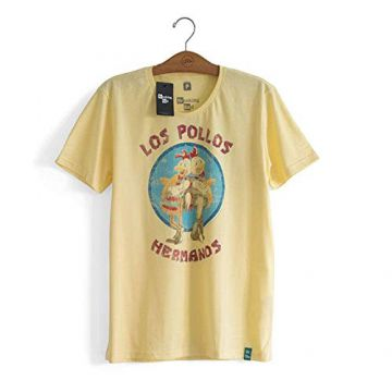Camiseta Los Pollos Hermanos Breaking Bad
