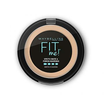 Pó compacto Maybelline Fit-me B03 Médio Claro Bege, Maybelli