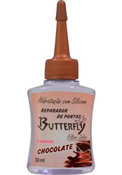 Reparador de Pontas Butterfly 30ml Chocolate