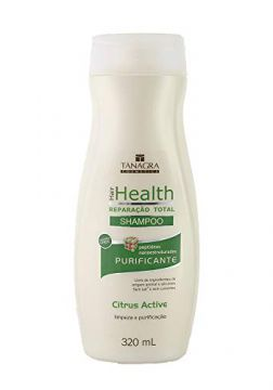 Shampoo HAIR HEALTH Reparação Total Purificante 320ml