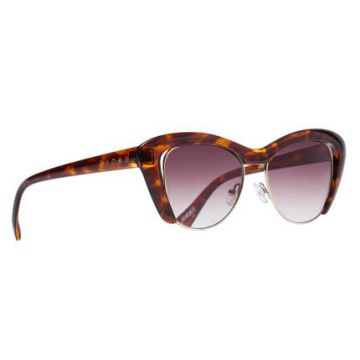 óculos Evoke Cat City Turtle Shine Brown Gradient - U