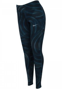 Calça Legging Nike Power Essential Tight Print - Feminina