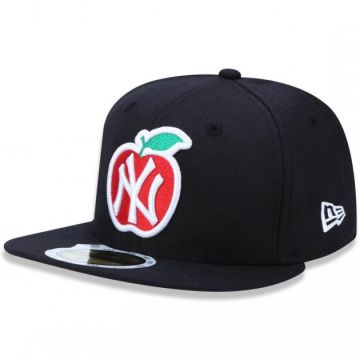 Boné Aba Reta New Era 5950 Mlb New York Yankees 25806 - Fech ... 789fef3b280