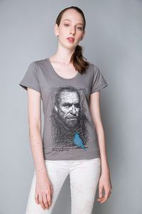 Camiseta Blue Bird