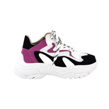 Tenis Harper White Pink Chunky Sneaker Dad Shoes - Cocco Mia