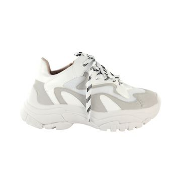 Tenis Harper White Chunky Sneaker Dad Shoes - Cocco Miami