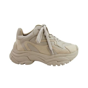 Tênis Harper Nude Chunky Sneaker Dad Shoes - Cocco Miami