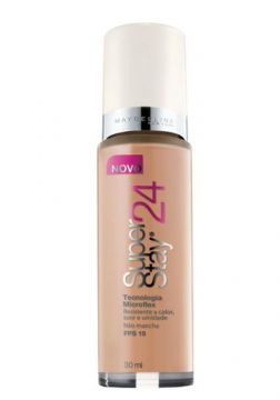 Base Líquida Maybelline Super Stay 24h Fps19 60 Classic Bege