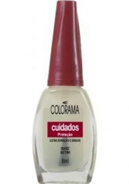 Esmalte Colorama Base Setim Blister 8ml