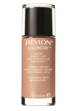 Base Revlon Colorstay Makeup For Normal/ Dry Skin Natural Be