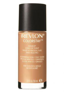 Base Revlon Colorstay Makeup For Combination/ Oily Golden Be