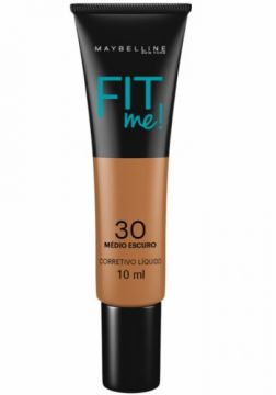 Maybelline Corretivo Fit Me! Cor 30 Escuro 10ml