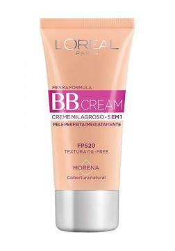 Bb Cream Base Morena 30ml Loreal