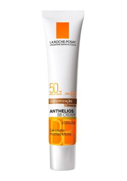 Protetor Solar Com Cor Anthelios BB Cream FPS 50 - 40ml