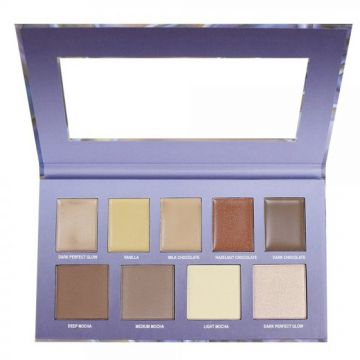 Dark Palette Iluminador Perfect Me By Ruby Rose - Hb7509