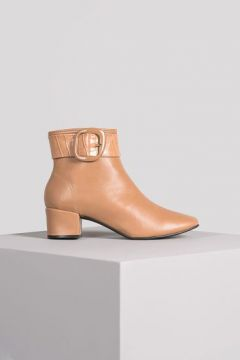 Ankle Boot Cosy Mundial Sint - Bege