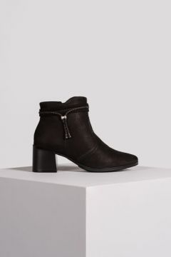 Ankle Boot Taney Comfortflex Nb - Preto