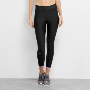 37c82bb93c Calça Under Armour Hg Ankle Crop Feminina