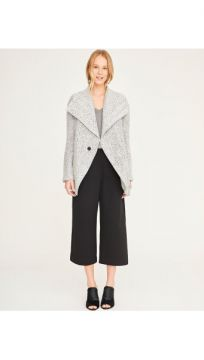Casaco Tweed - Shoulder