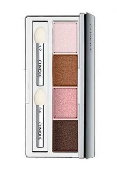 All About Shadow Quad Clinique - Paleta De Sombras - Pink Ch