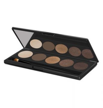 Paleta De Sombras Inoar Make - Night Angels 1 - 1 Un