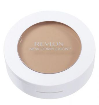 New Complexion One-step Compact Makeup Revlon - Base 3 Em 1