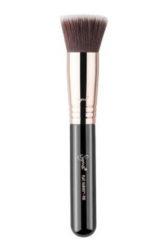 Pincel Para Base Sigma Beauty F80 Flat Kabuki Brush Copper -