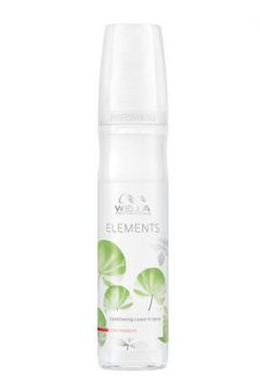 Wella Professionals Elements Conditioning Leavein Spray - Le