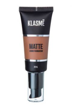 Base Líquida Klasme - Matte Liquid Foundation - 010