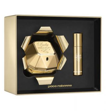 Paco Rabanne Lady Million Xmas Collector Kit - Perfume Femin