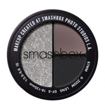 Paleta De Sombra Smashbox - Photo Edit Trio - Punked