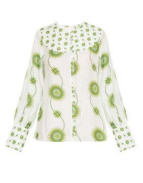 Camisa Solar Green Chaouiche