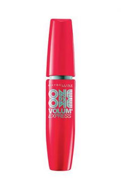 One By One Volum Express Maybelline - Máscara Para Cílios -
