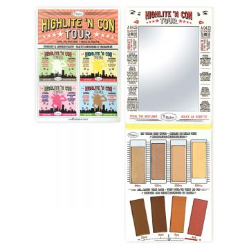 Paleta De Contorno The Balm Highlitght n Countour