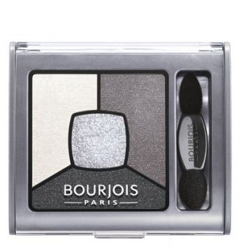 Smoky Stories Bourjois - Paleta De Sombras - 01 - Grey E Nig