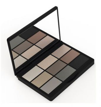 Paleta De Sombras Gosh Copenhagen - 9 Shades - To Be Cool In