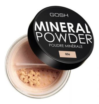 Pó Facial Gosh Copenhagen - Mineral Powder - Honey