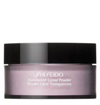 Translucent Loose Powder Shiseido - Pó Facial - Translucido