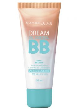 Maybelline Bb Cream Dream Oil Control Fps 15 Cor Escuro - Ne