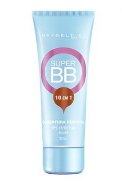Base Facial Maybelline Super Bb Cream - Escuro