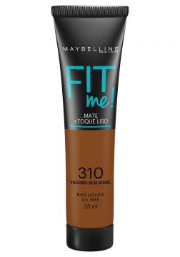 Maybelline Base Líquida Fit Me Cor 310