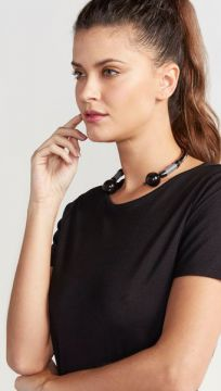 Chocker Esfera Emborrachada - Shoulder