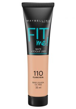 Maybelline Base Líquida Fit Me Cor 110